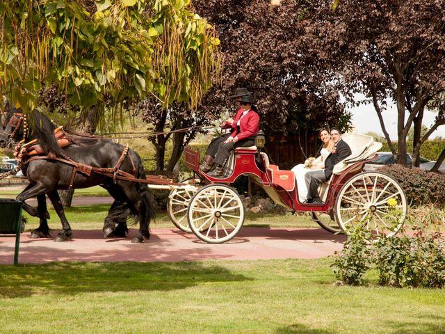 La boda de David y Vanesa en Alcalá De Henares, Madrid 7