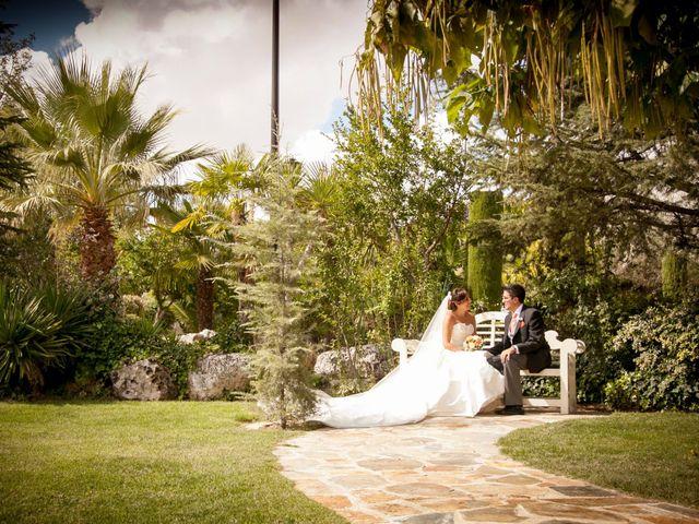 La boda de David y Vanesa en Alcalá De Henares, Madrid 10