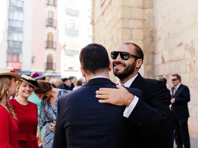 La boda de Jose y Arantxa en Jaén, Jaén 13