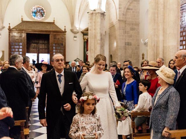 La boda de Jose y Arantxa en Jaén, Jaén 15