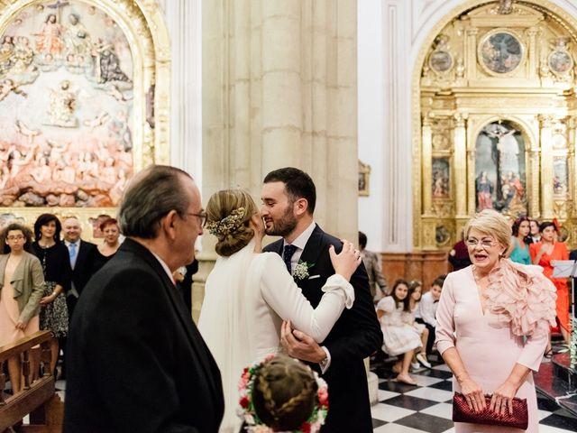 La boda de Jose y Arantxa en Jaén, Jaén 16