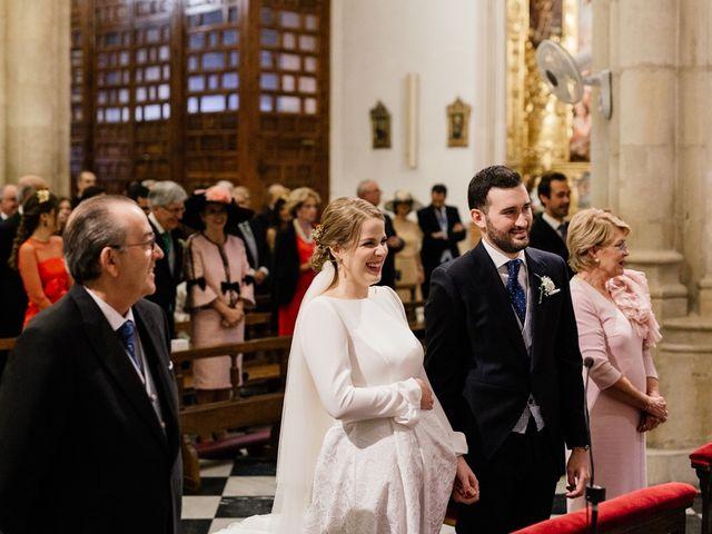La boda de Jose y Arantxa en Jaén, Jaén 17