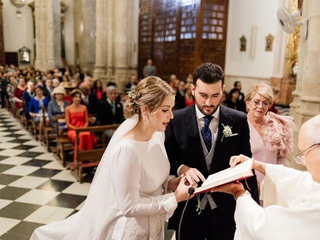 La boda de Jose y Arantxa en Jaén, Jaén 20