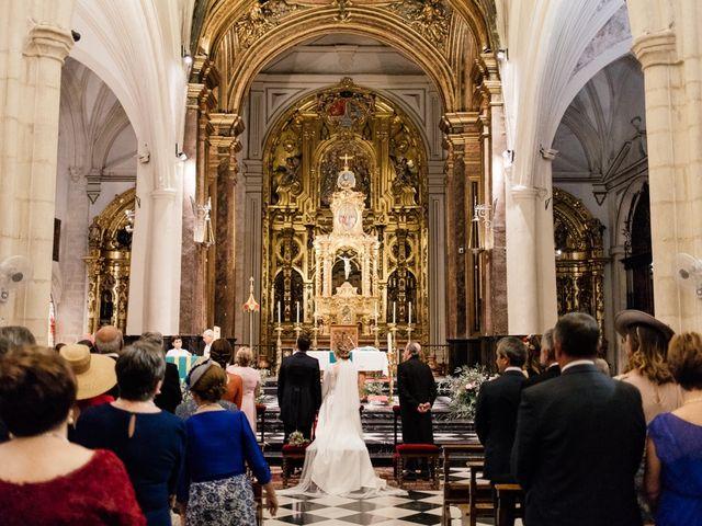 La boda de Jose y Arantxa en Jaén, Jaén 21