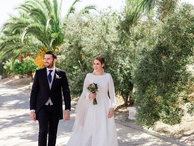 La boda de Jose y Arantxa en Jaén, Jaén 32