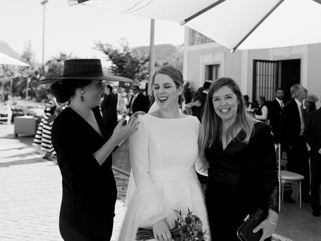 La boda de Jose y Arantxa en Jaén, Jaén 34