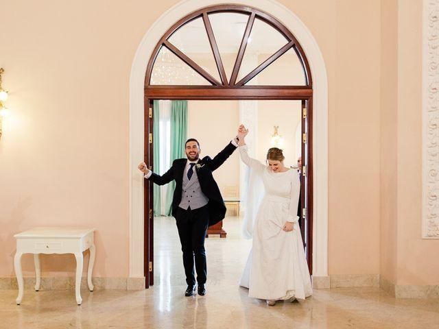 La boda de Jose y Arantxa en Jaén, Jaén 36