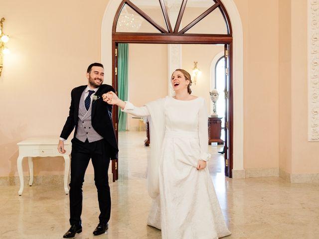 La boda de Jose y Arantxa en Jaén, Jaén 37