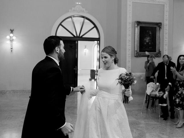La boda de Jose y Arantxa en Jaén, Jaén 38