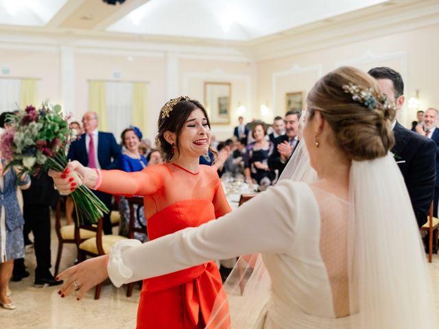 La boda de Jose y Arantxa en Jaén, Jaén 40
