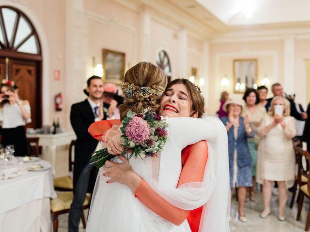 La boda de Jose y Arantxa en Jaén, Jaén 1