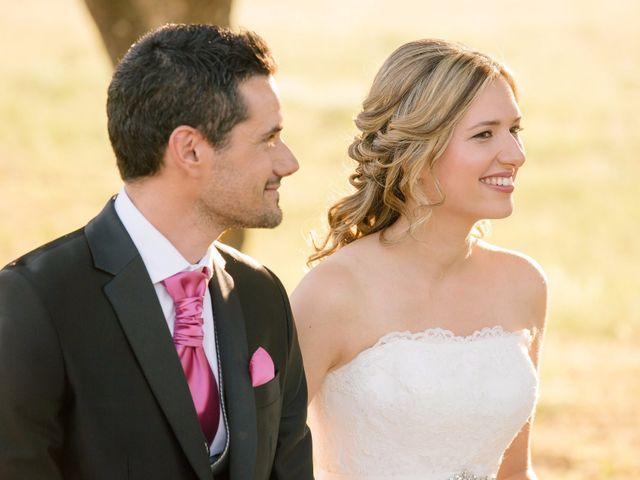 La boda de Jean-Philippe y Mª Rosario en Navalagamella, Madrid 18