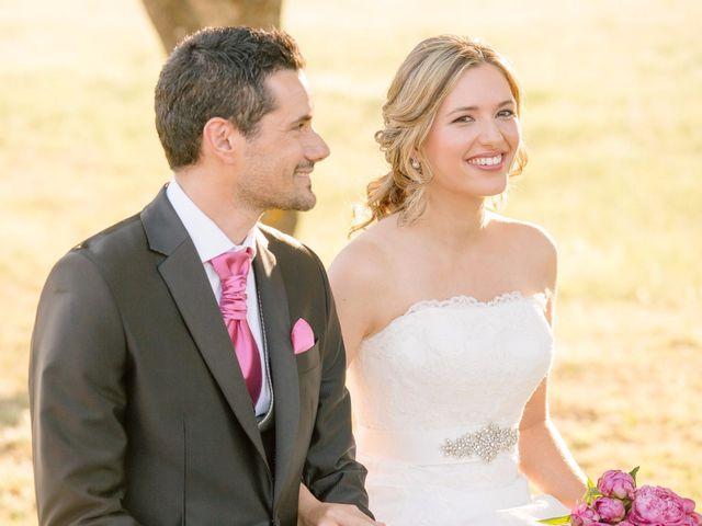 La boda de Jean-Philippe y Mª Rosario en Navalagamella, Madrid 19