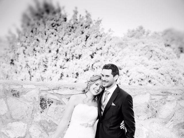 La boda de Jean-Philippe y Mª Rosario en Navalagamella, Madrid 26