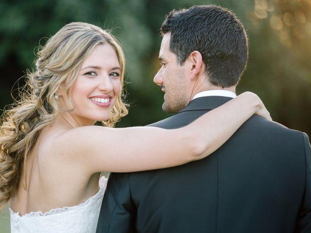 La boda de Jean-Philippe y Mª Rosario en Navalagamella, Madrid 30