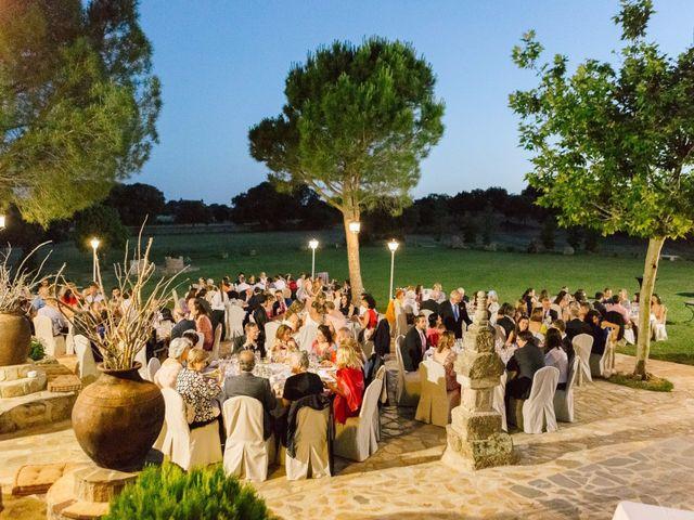 La boda de Jean-Philippe y Mª Rosario en Navalagamella, Madrid 34