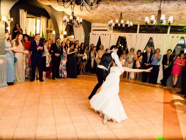 La boda de Jean-Philippe y Mª Rosario en Navalagamella, Madrid 39