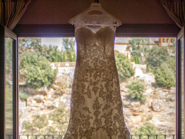 La boda de Fernando y Salomé en Toledo, Toledo 11