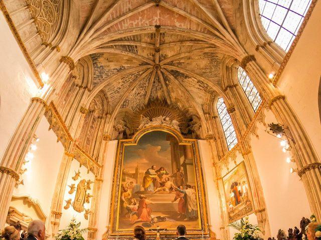 La boda de Fernando y Salomé en Toledo, Toledo 16