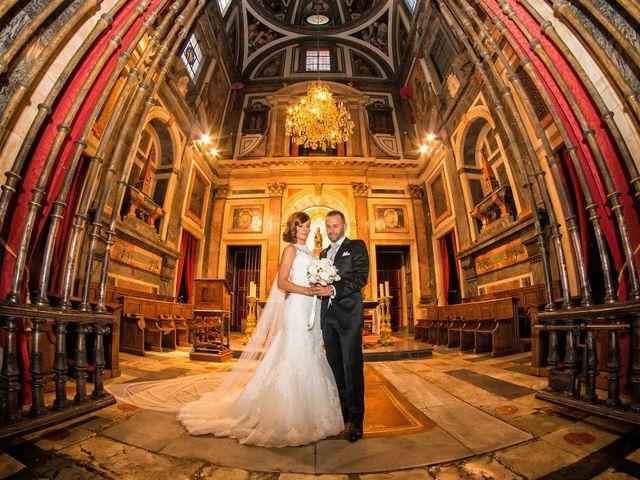 La boda de Fernando y Salomé en Toledo, Toledo 18