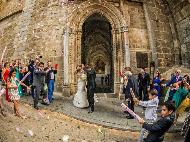 La boda de Fernando y Salomé en Toledo, Toledo 19