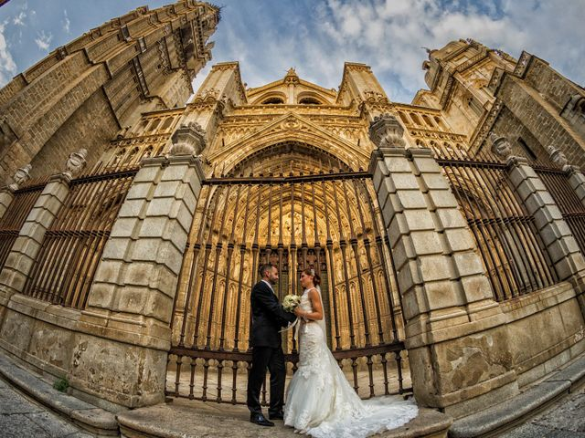 La boda de Fernando y Salomé en Toledo, Toledo 20