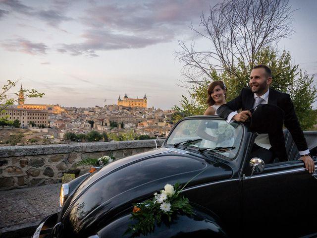 La boda de Fernando y Salomé en Toledo, Toledo 21