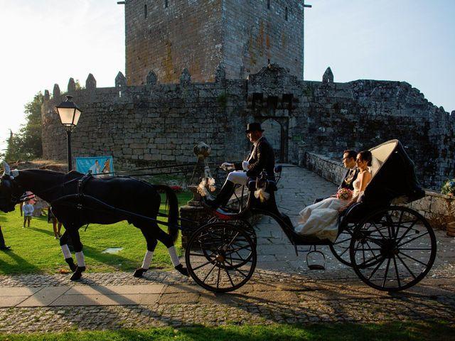 La boda de Toni  y Silvia en Soutomaior, Pontevedra 5