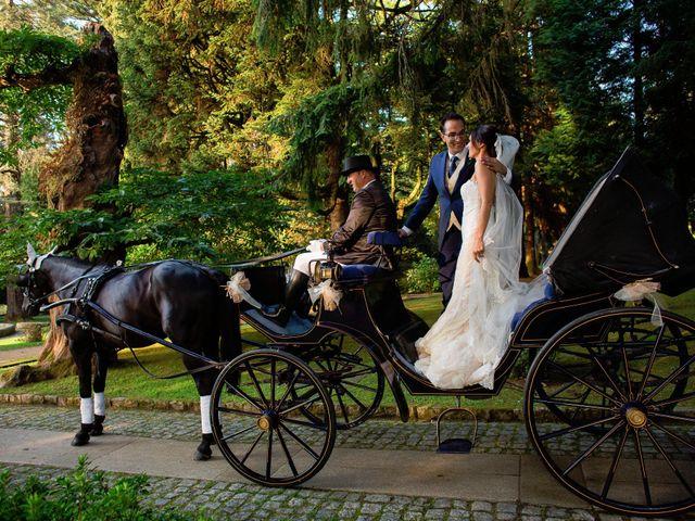 La boda de Toni  y Silvia en Soutomaior, Pontevedra 6