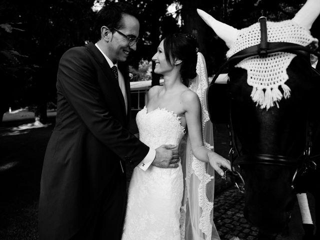 La boda de Toni  y Silvia en Soutomaior, Pontevedra 8