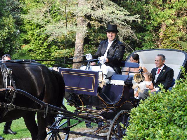 La boda de Toni  y Silvia en Soutomaior, Pontevedra 9