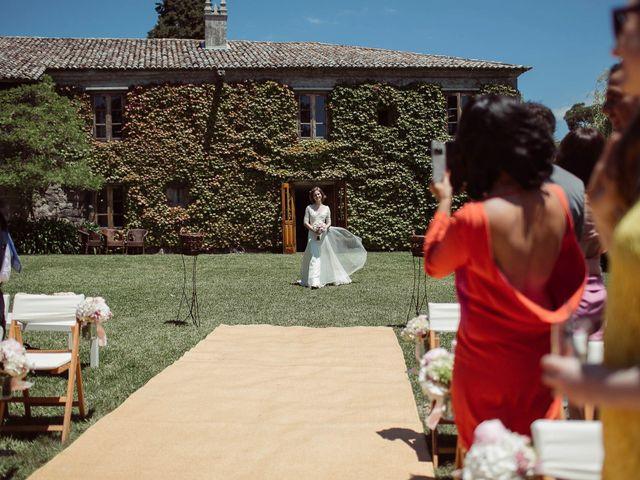 La boda de Mauro y Martyna en Nigran, Pontevedra 32