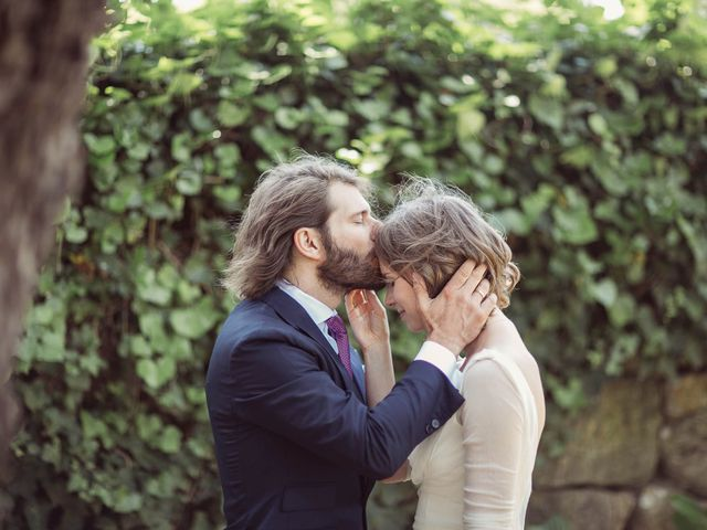La boda de Mauro y Martyna en Nigran, Pontevedra 50