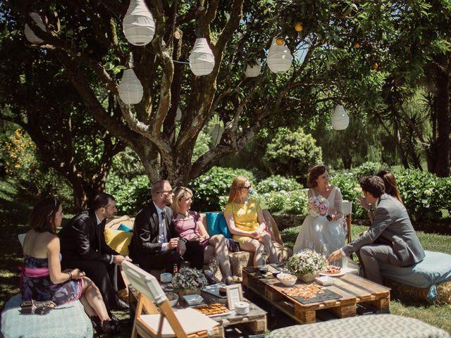 La boda de Mauro y Martyna en Nigran, Pontevedra 65