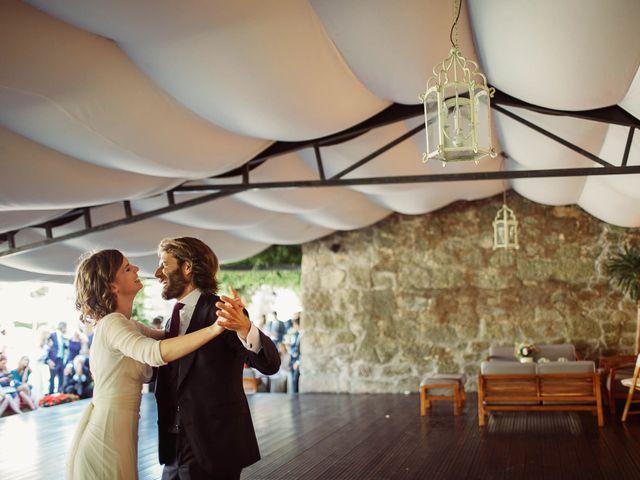La boda de Mauro y Martyna en Nigran, Pontevedra 78
