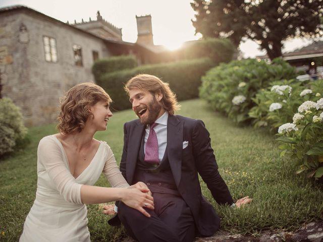 La boda de Mauro y Martyna en Nigran, Pontevedra 90