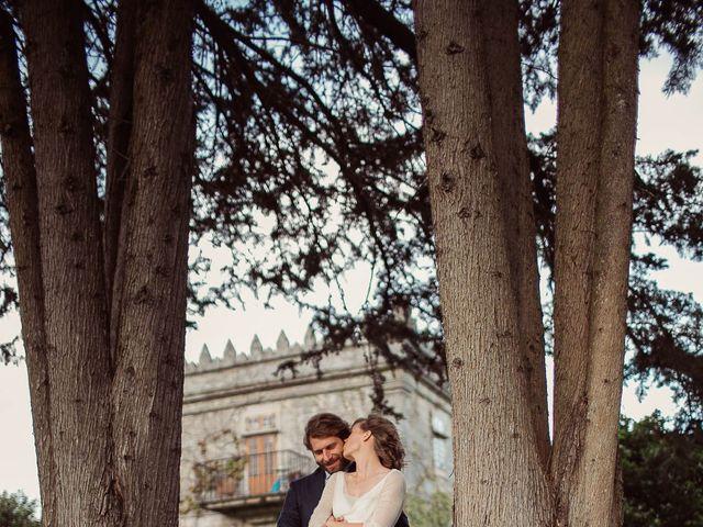 La boda de Mauro y Martyna en Nigran, Pontevedra 98