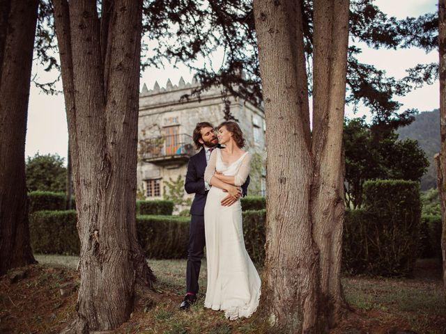 La boda de Mauro y Martyna en Nigran, Pontevedra 100