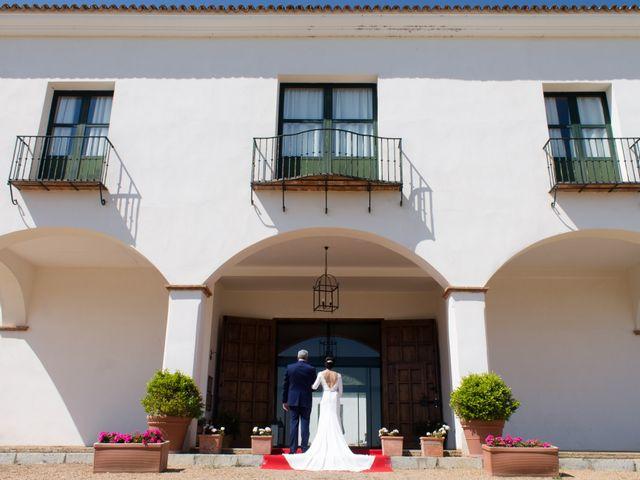 La boda de Diego y Esther en Mérida, Badajoz 16