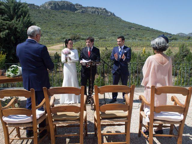 La boda de Diego y Esther en Mérida, Badajoz 19