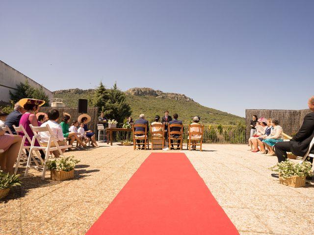 La boda de Diego y Esther en Mérida, Badajoz 24