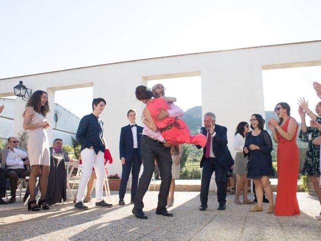 La boda de Diego y Esther en Mérida, Badajoz 39