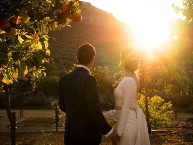 La boda de Esther y Diego