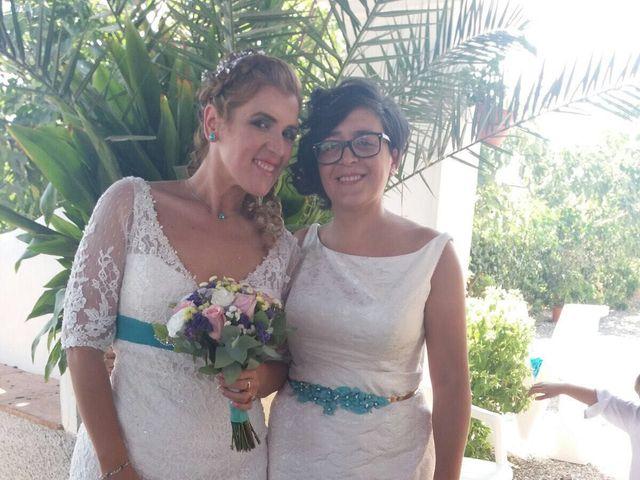 La boda de Mireya y Lola