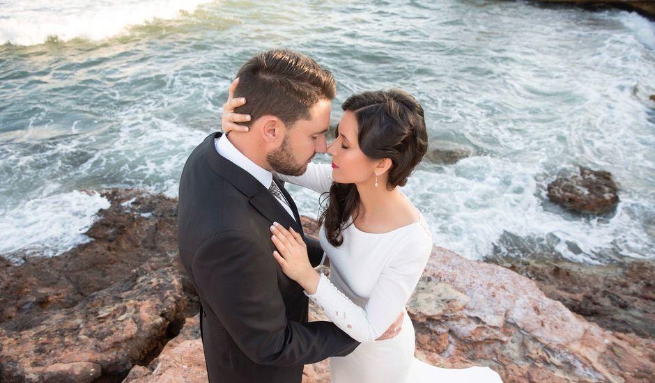 La boda de Martha y José  Antonio en Las Torres De Cotillas, Murcia