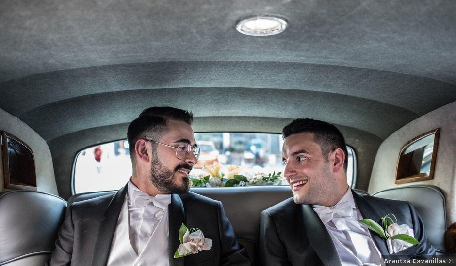 La boda de Pablo y Marc en Barcelona, Barcelona