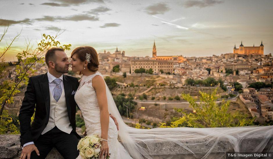 La boda de Fernando y Salomé en Toledo, Toledo