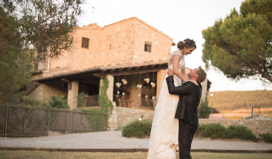 La boda de Galaad y Laia en Rubio, Barcelona