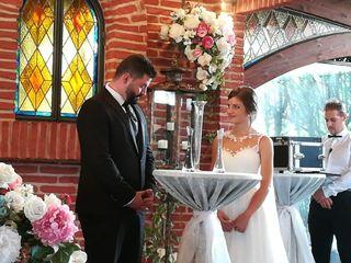 La boda de Silvia y Juan jesus 1
