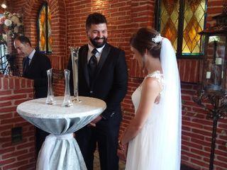 La boda de Silvia y Juan jesus